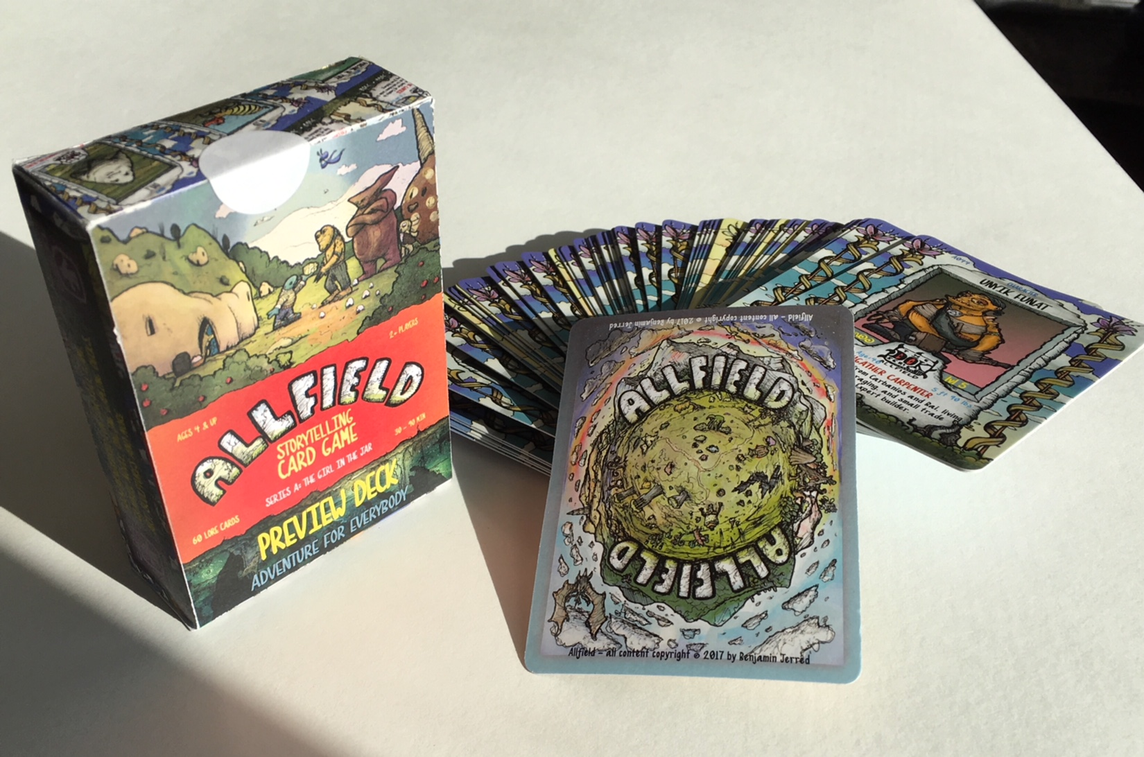 Allfield Preview Deck