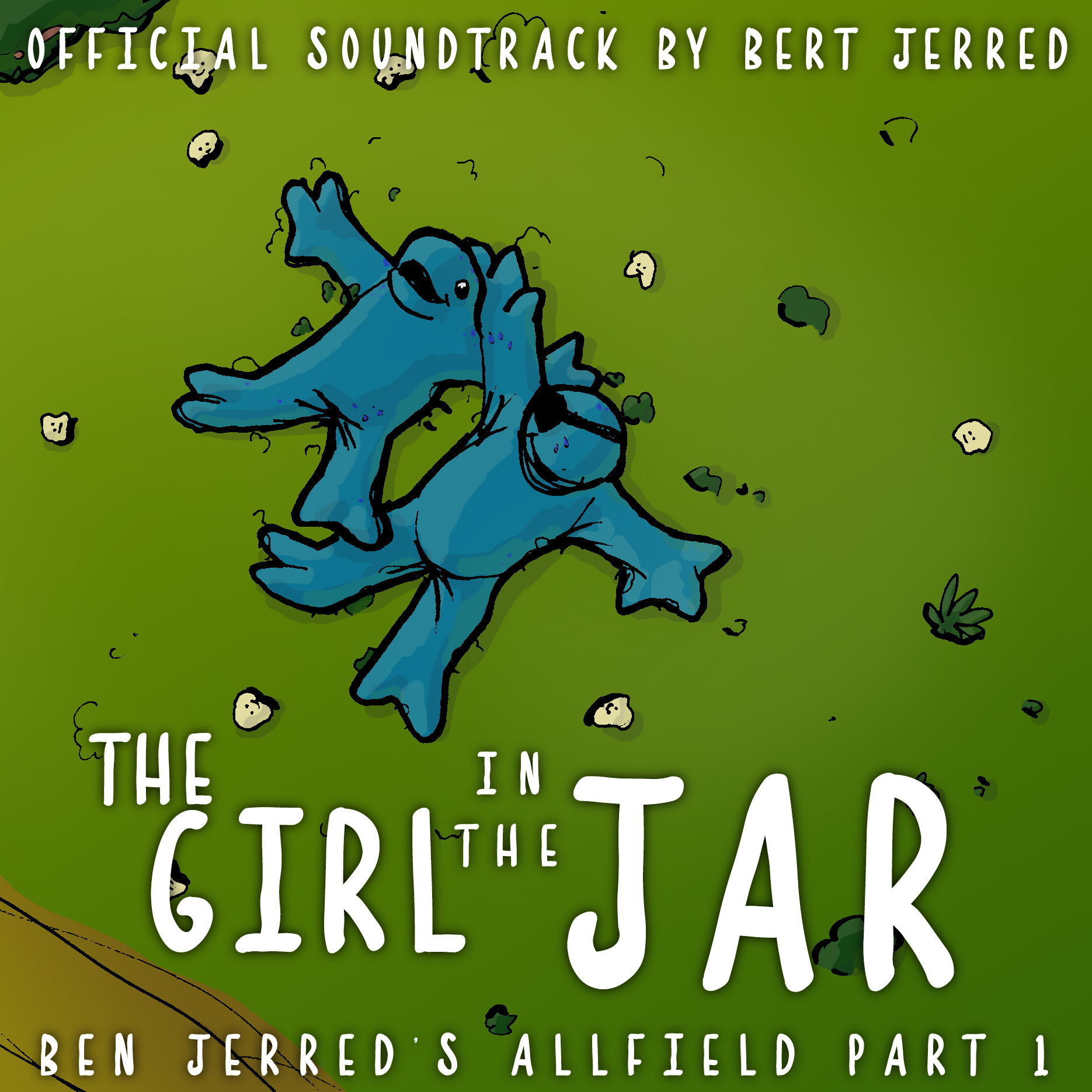 Allfield Soundtrack by Bert Jerred Cover Art